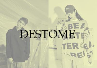 Destome